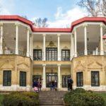 Niavaran Palast