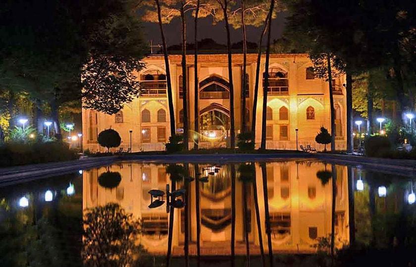 Palast Hasht Behesht