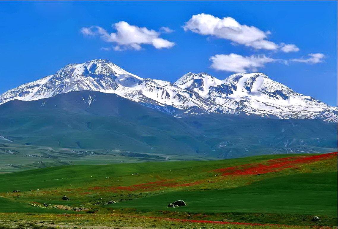 Sabalan Berg Wunder