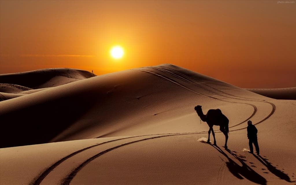 Varzaneh Wüste Isfahan