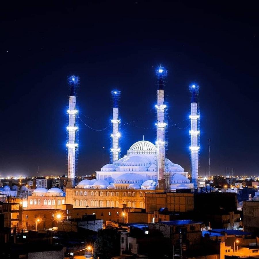 Zahedan Jaame Mosque