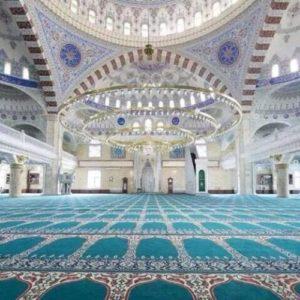 Mecca Zahedan Mosque