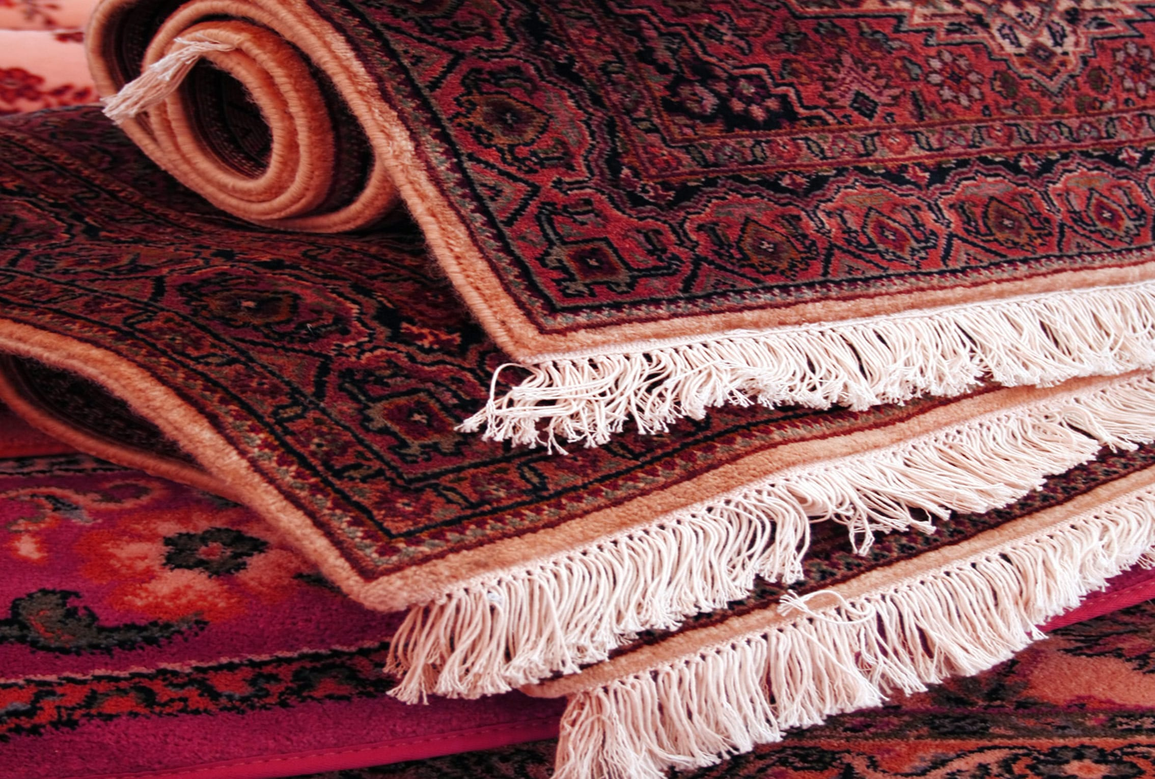 Hermès Täbris Teppich