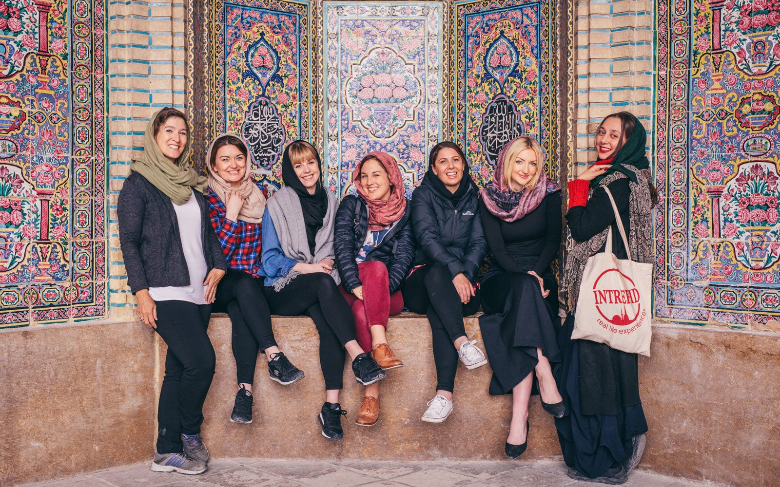 Iran Feminine Travel Dress code