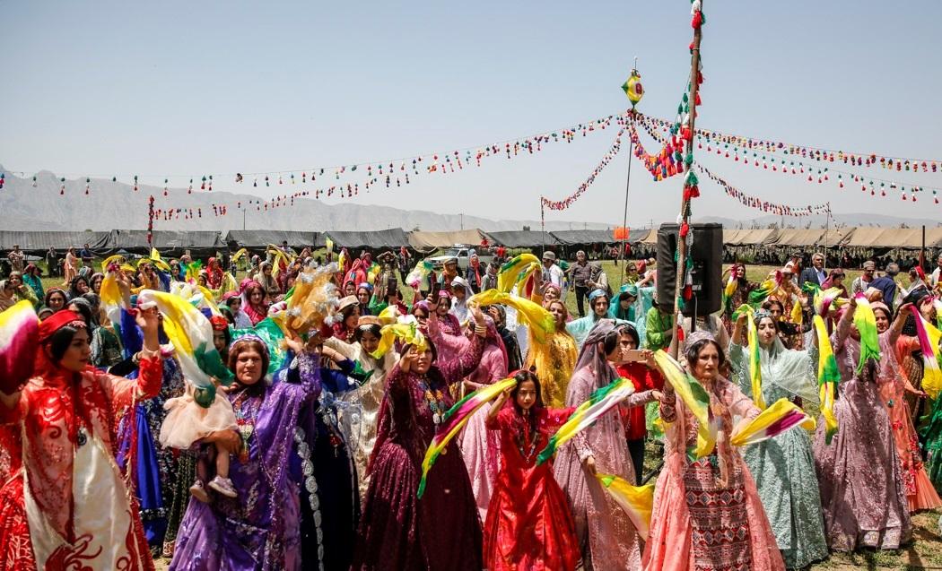 Qashqai Nomads Wedding
