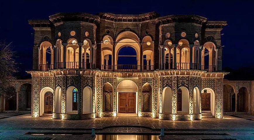 Shahzadeh Garten, historischer persischer Garten , Mahan Kerman, Iran Destination