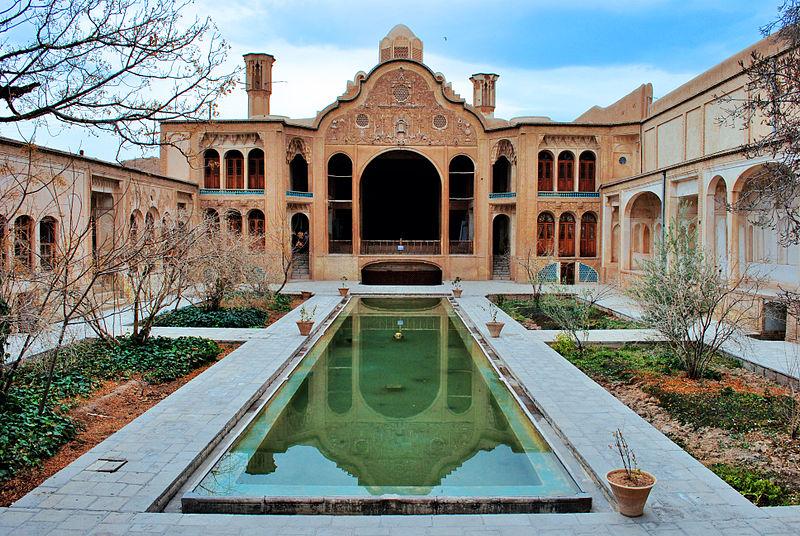 Casas tradicionales de Kashan