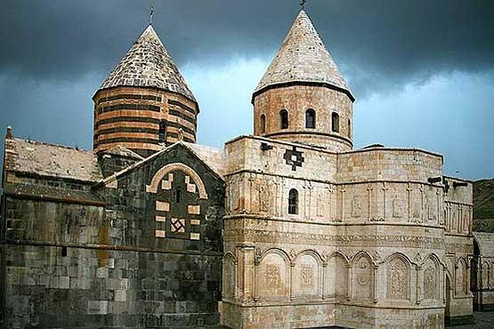 Chaldoran Church-Iran Destination-Travel to Iran