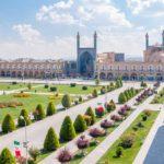die Partnerstädte von Isfahan