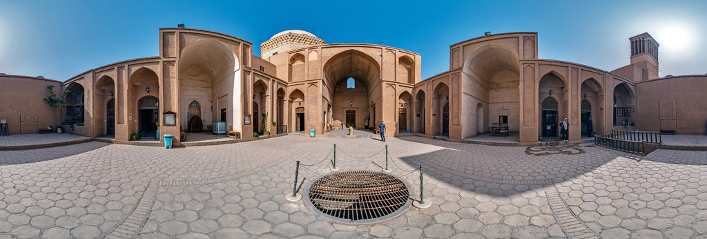 Alexander's Prison -Yazd-travel to Iran 66