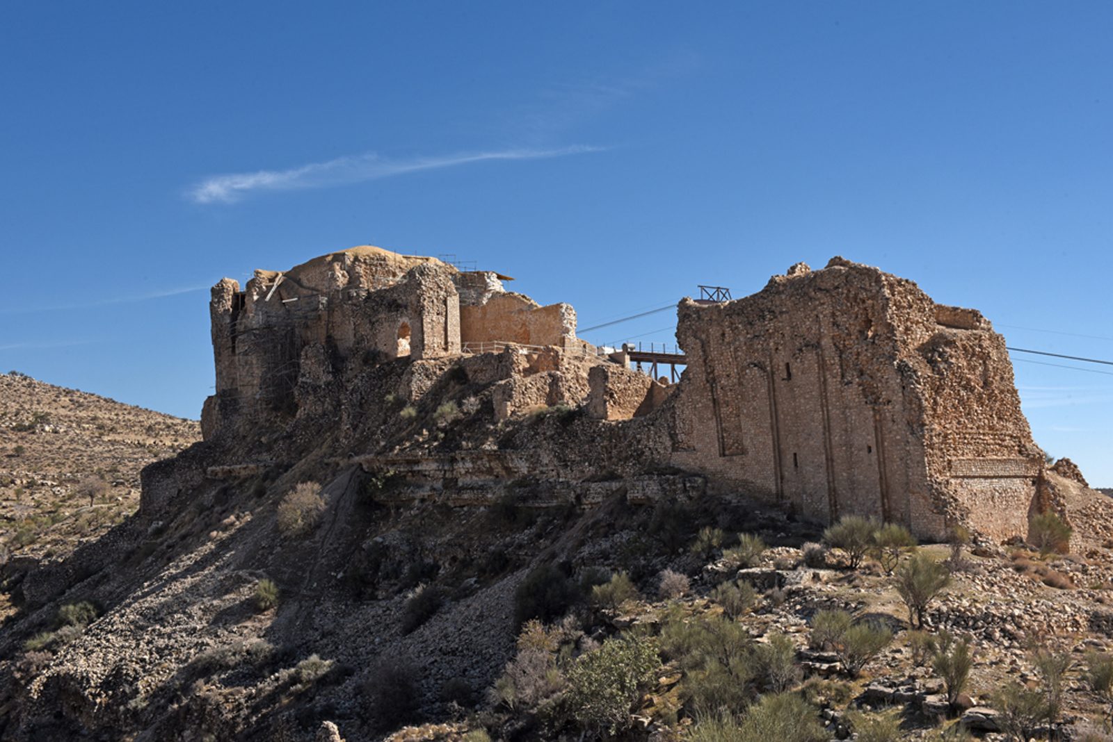 Girl Castle , Firouzabad , Iran Destination