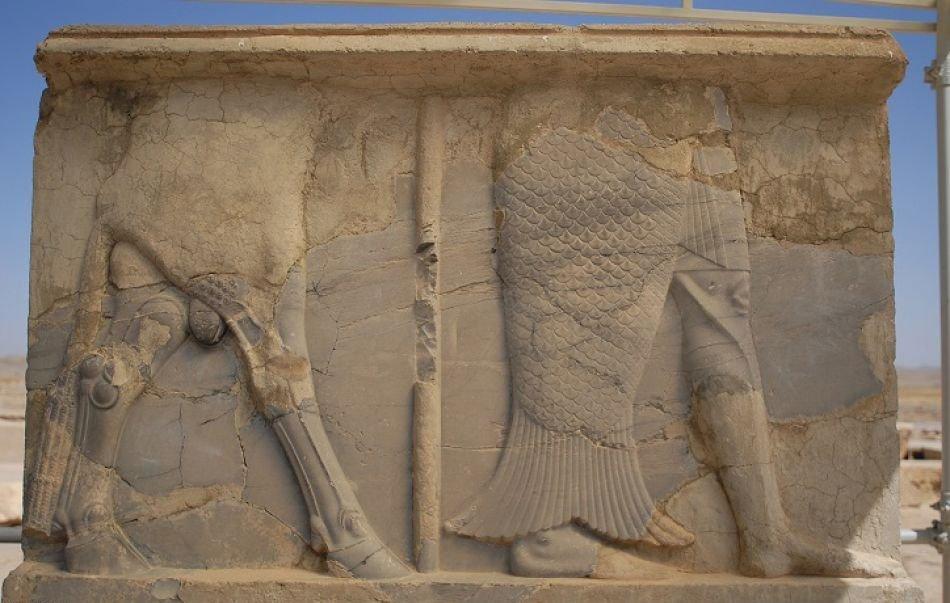 Pasargadae Cyrus Grab , Iran Destination