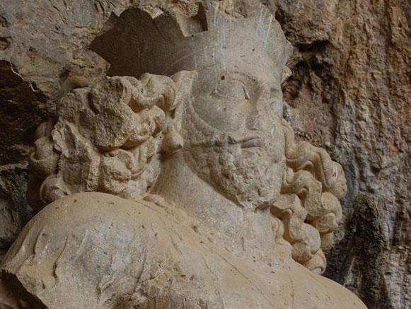 Shapour Höhle