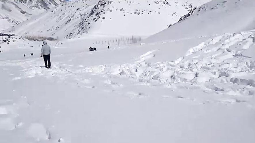 Sirch Ski Resort , Lut Desert , Kerman , Iran Destination