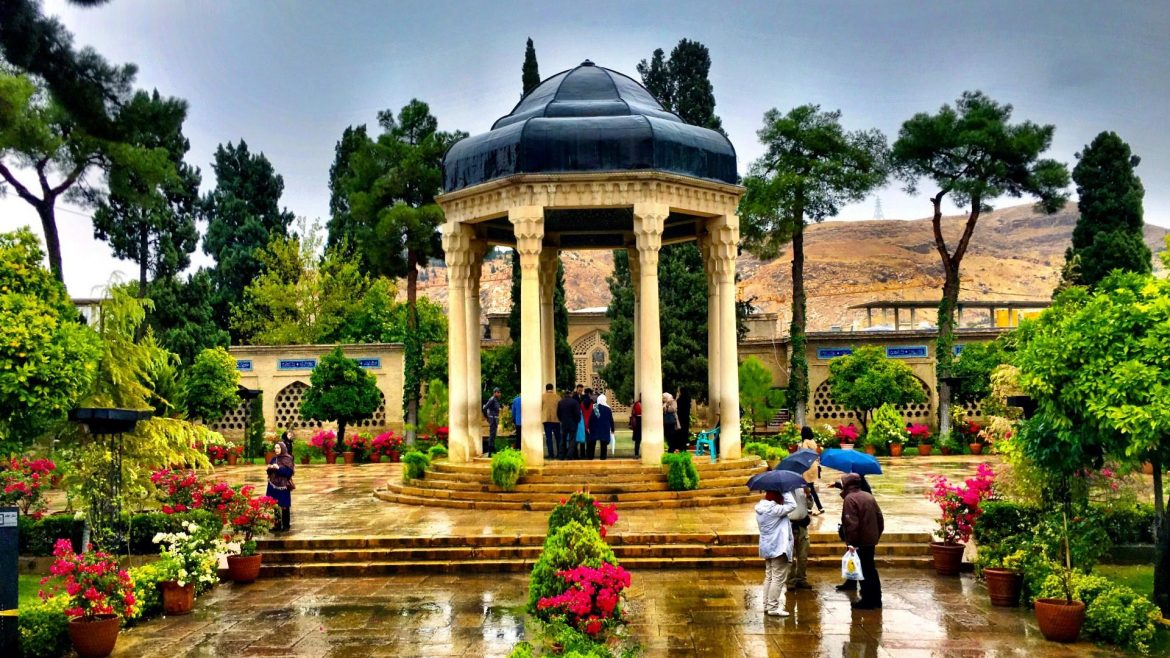 Hafez tomb, Shiraz tours