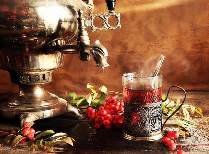 Iranische Teeparty