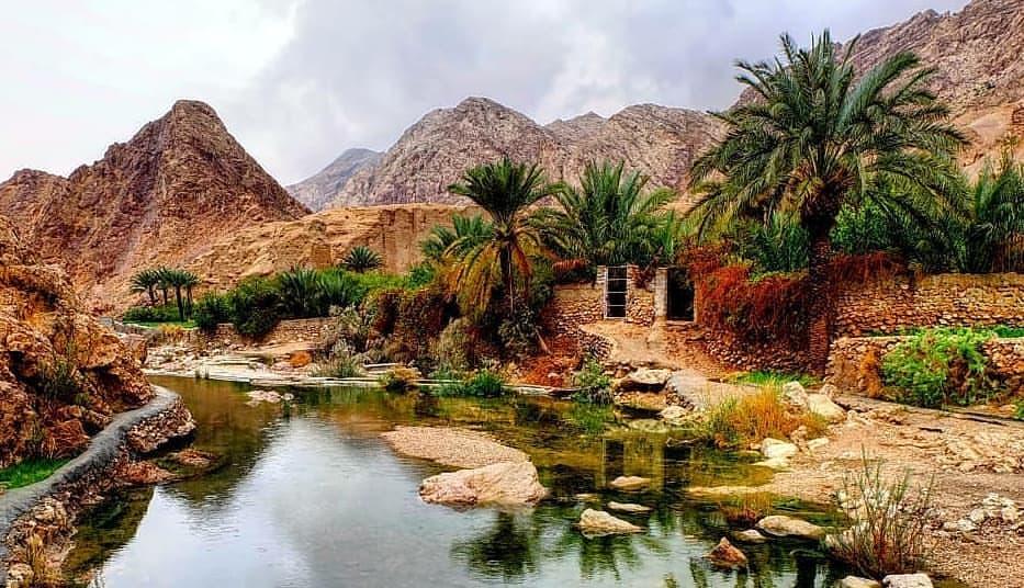 Izmaghan village