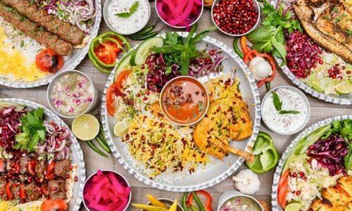 Persia-Lebensmittel Tour
