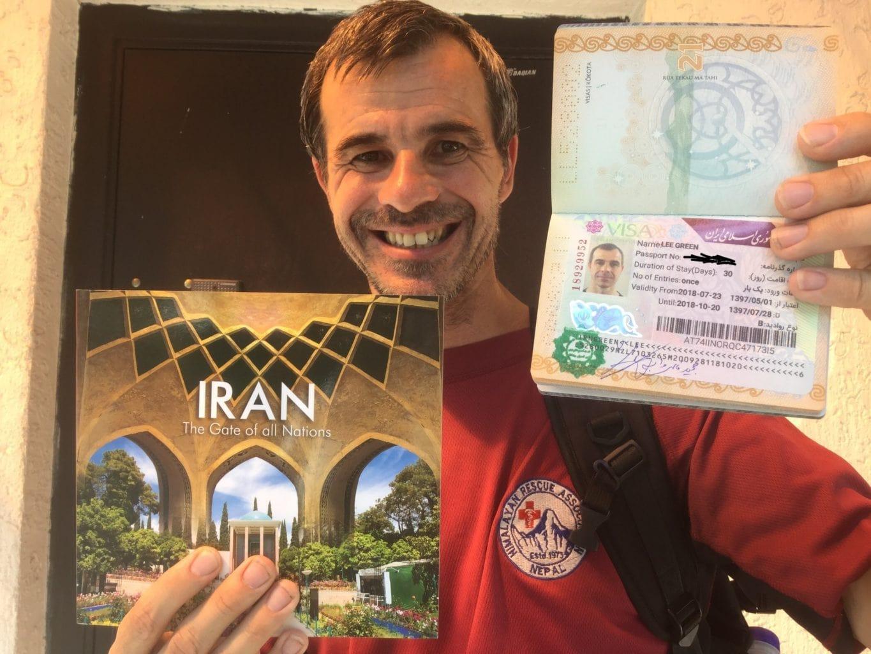 Iran visa fees