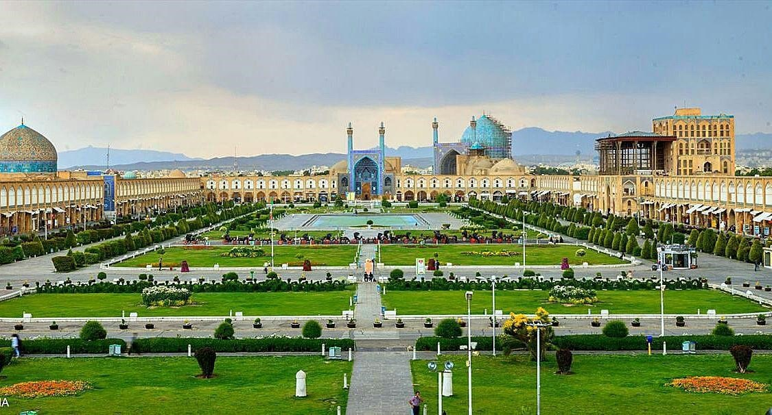 isfahan tourismus