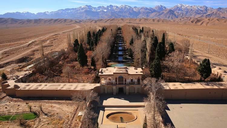 The Persian Qanat