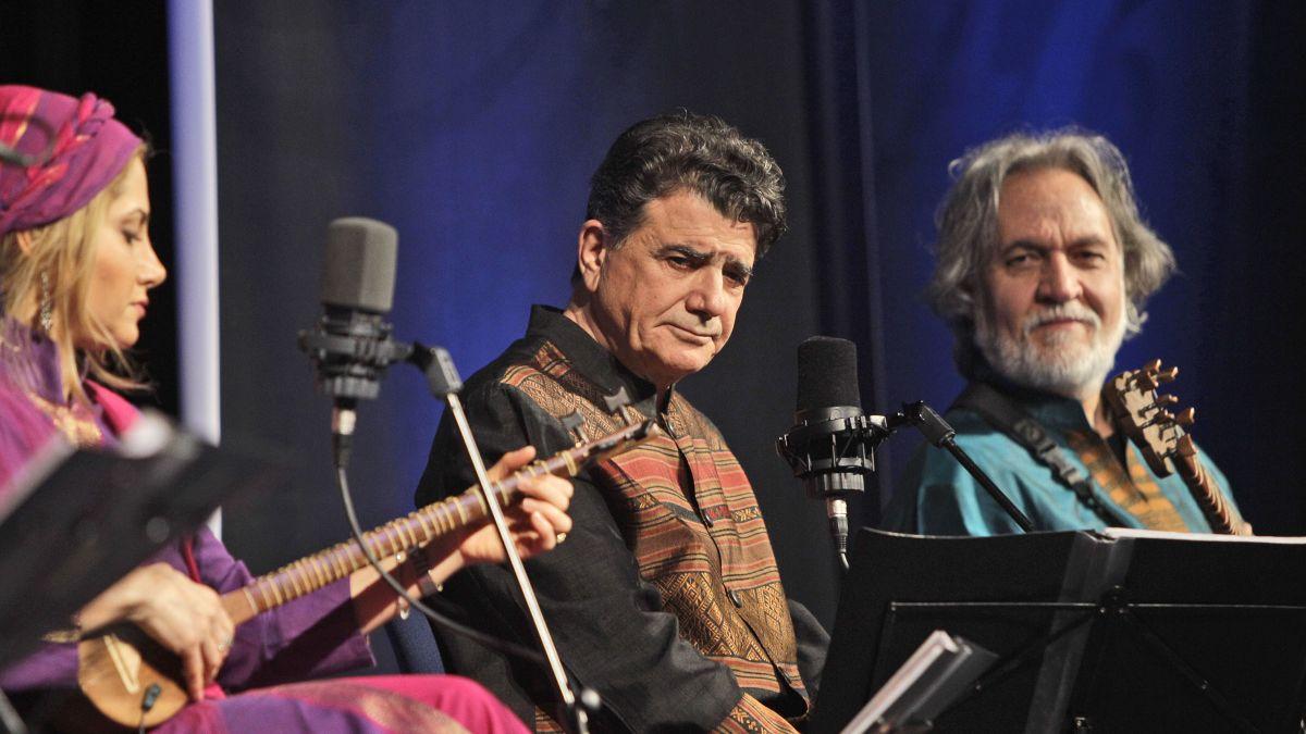 Mohammad Reza Shajarian el cantante más iraní