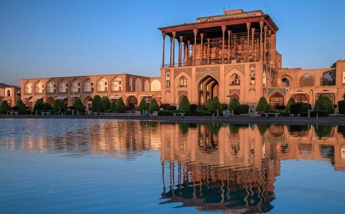Naghsh Jahan de Isfahan