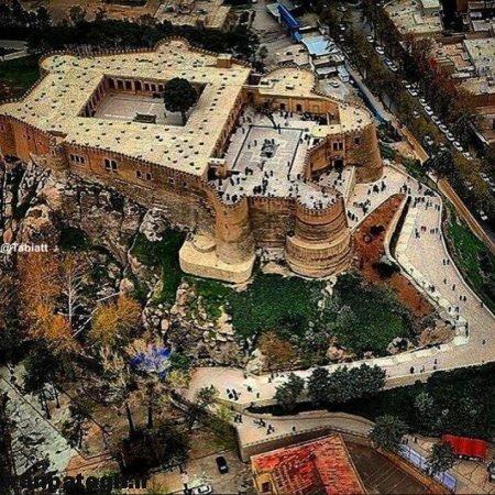 Falak-Al-Aflak Castle