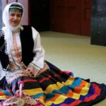 Iranian ethnic clothing