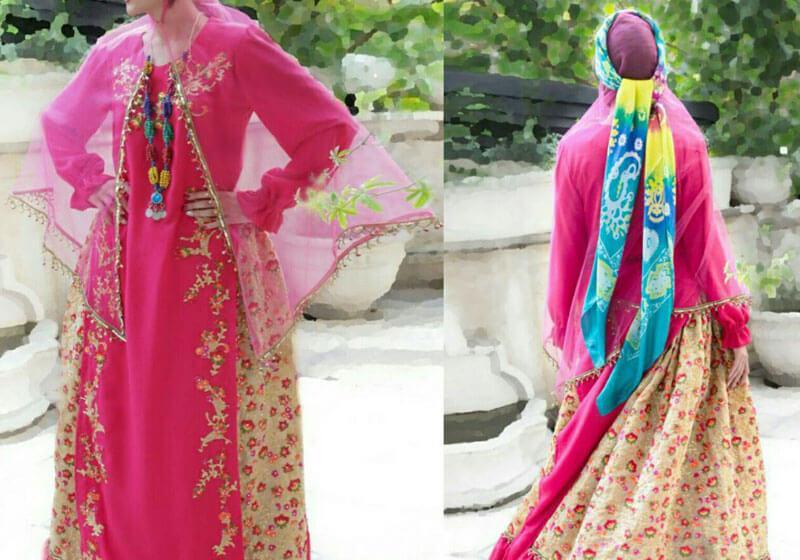Iranian ethnic clothing