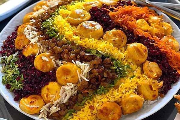 Shirazi polo