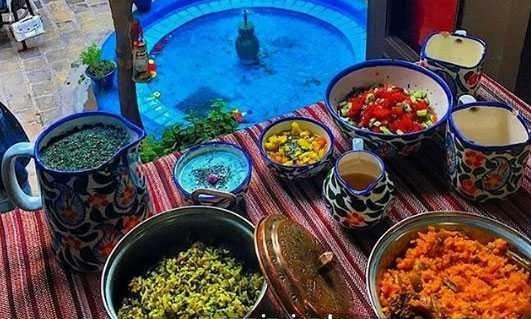 Shirazi food