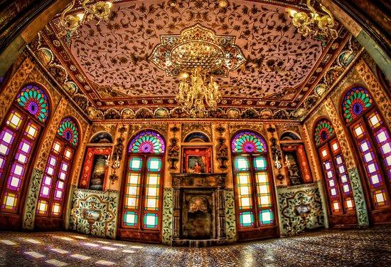 Palacio de Golestán, Teherán