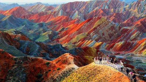 Aladaghlar mountains iran