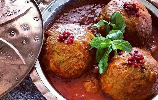 Tabrizi food