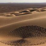 Rig Jen Wüste im Iran
