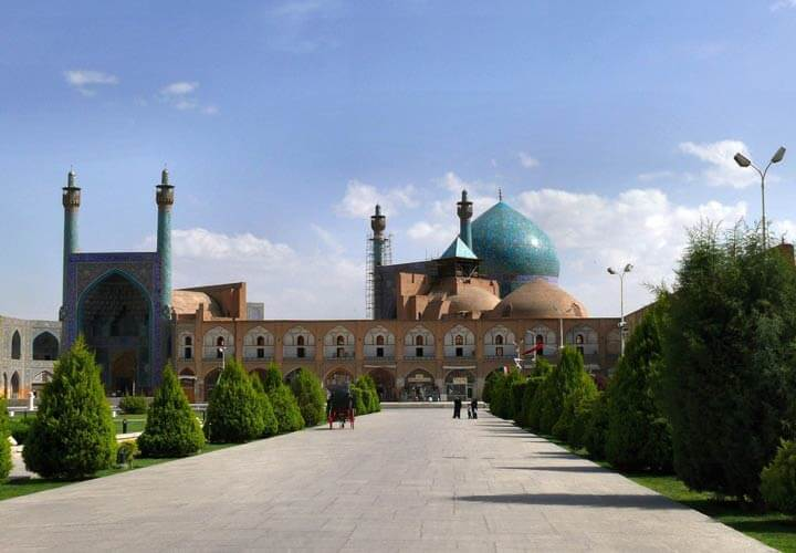 iran travel agency