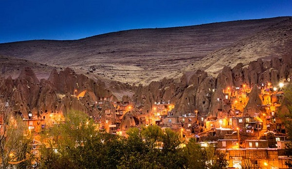 Most fascinating villages in iran