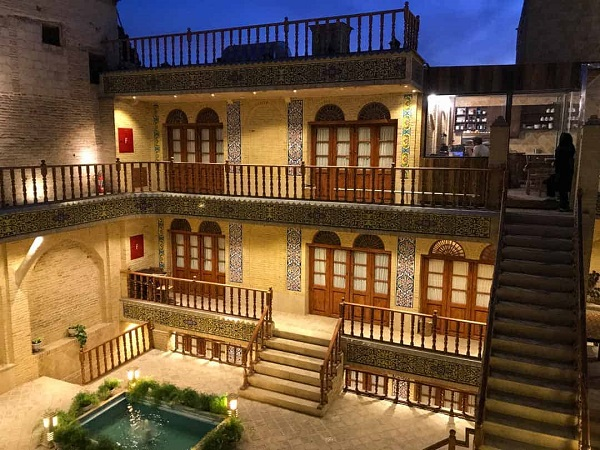 Shiraz boutique hotels