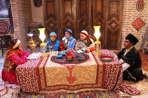 Iranian traditions on Nowruz