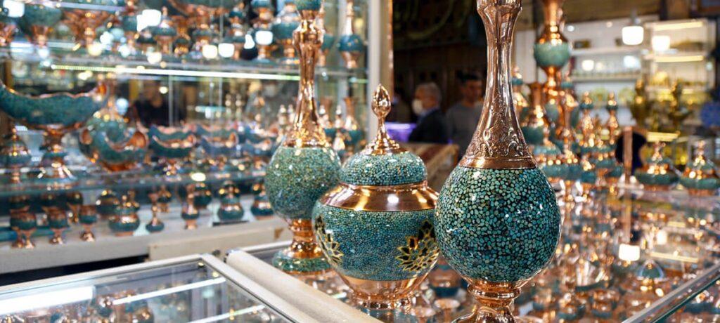 Qeisariyeh Bazaar