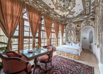 How much is the hotel in Iran