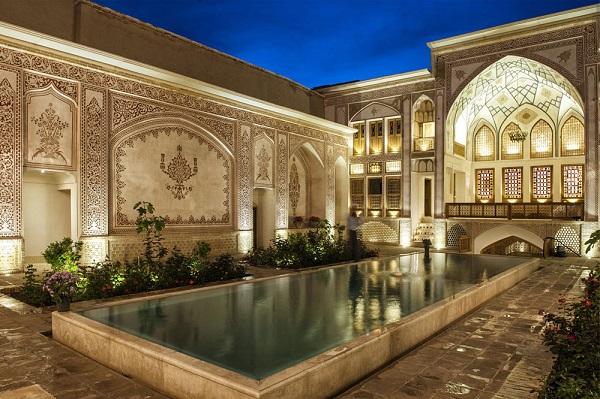 Kashan boutique hotels