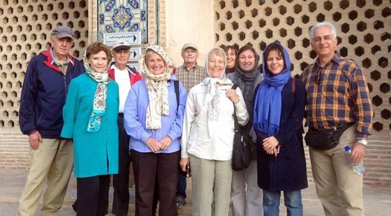 Travel to Iran Covid 19