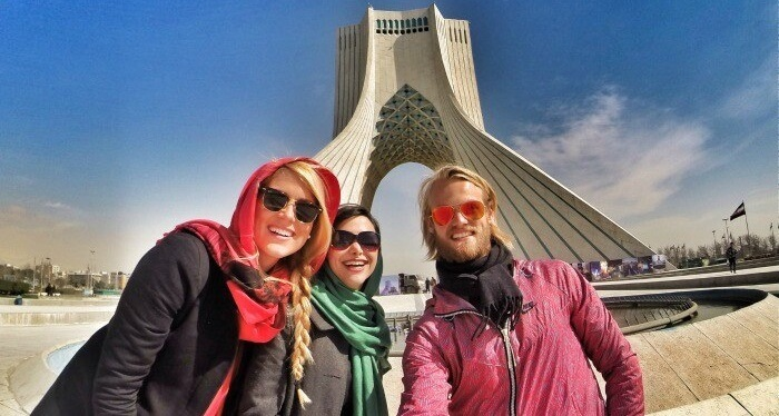 Can US Citizens travel to Iran ?