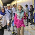 Is is safe to travel to Iran as woman