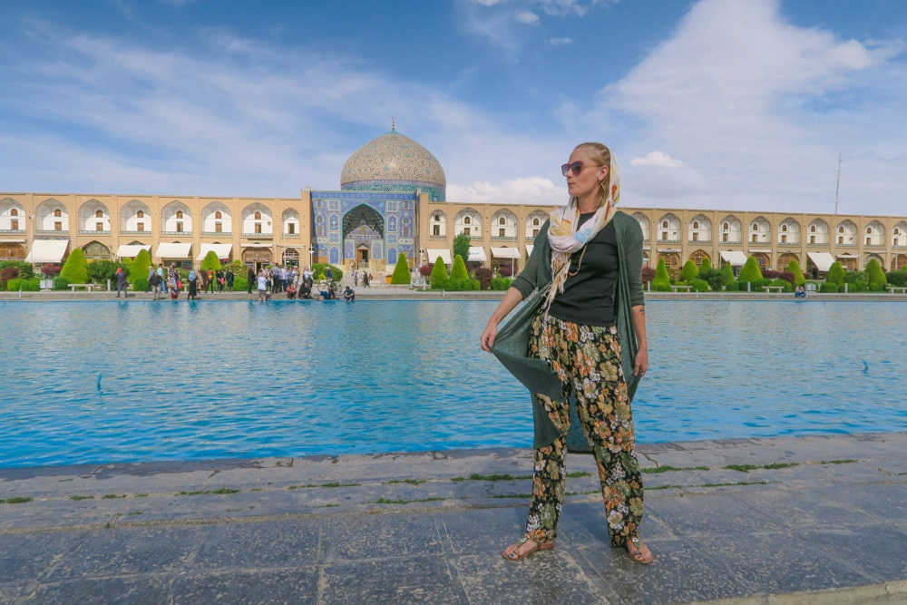 Iran tour packages