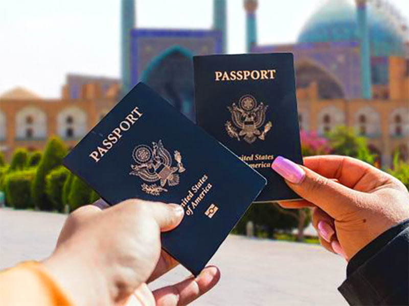 Iran destination tour