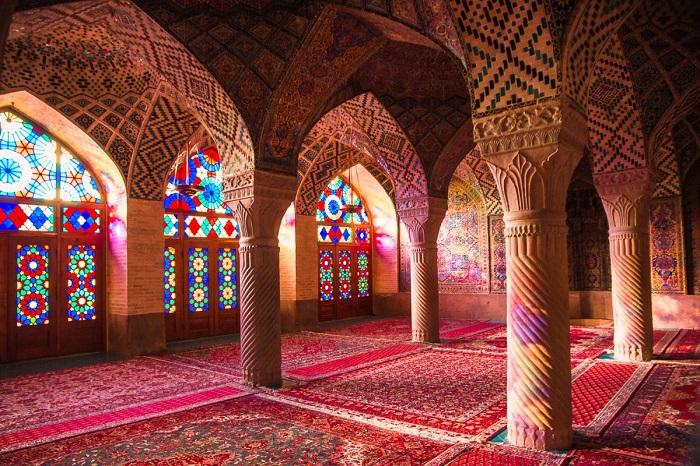 Tourist attraction in iran