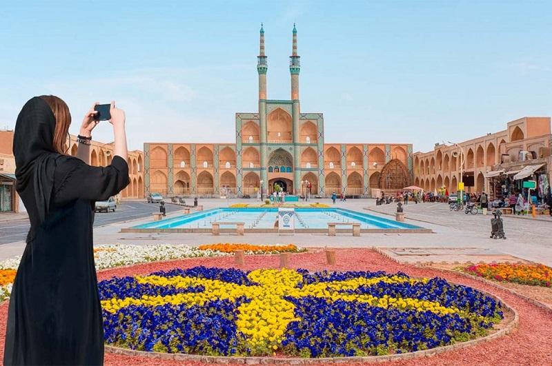 Travel to iran with iran destination